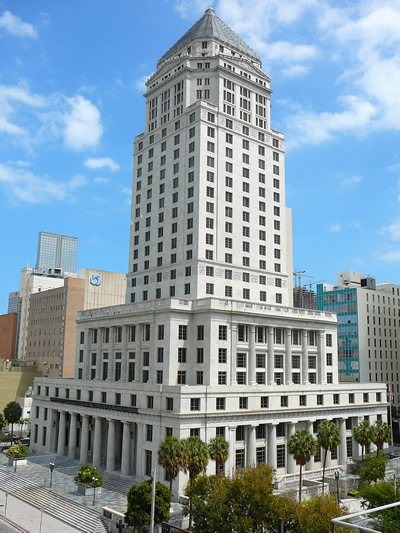 Dade County court House